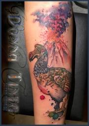 dodo_watercolor