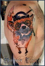 watercolor_aquarell_animals_tattoo_DT_0059