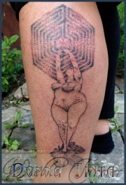 dotwork_tattoo_venus01
