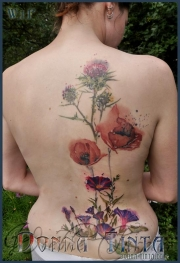 watercolor_aquarell_plants_tattoo_DT_0015