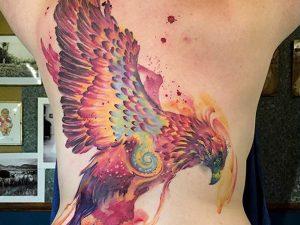 aquarell_watercolor_phoenix
